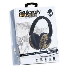 Skullcandy SGSCGY-132 Crusher Over-Ear Headphones SGSCGY132 Leopard
