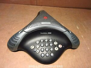 Polycom VoiceStation 500 Conference Phone 2201-17900-001 for KX-TDA100 EXCL PSU