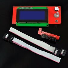 Reprap Ramps 1.4 2004LCD Display smart Controller board for Arduino 3D Printer