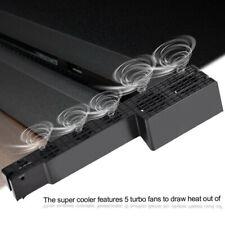 Sony PlayStation 4 Pro PS4 Pro Cooling Fan External USB 5 Fan Super Cooler Fan