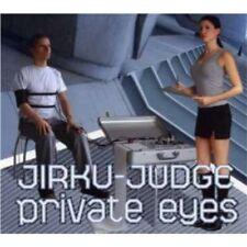 Jirku-Judge - Private Eyes ONITOR CD NEU OVP