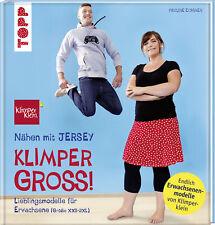 Pauline Dohmen - Nähen mit JERSEY - KLIMPERGROSS