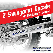WR250R graphic kit swingarm sticker decal vinyl fits Yamaha WR 250R
