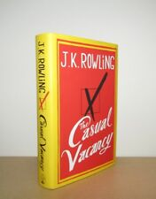 J K Rowling - The Casual Vacancy - 1st/1st