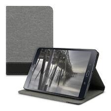 kwmobile Schutz Hülle für Samsung Galaxy Tab S2 8.0 Dunkelgrau Kunstleder Case