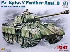 ICM 1/35 Pz. Kpfw. V Panther Ausf. D # 35361