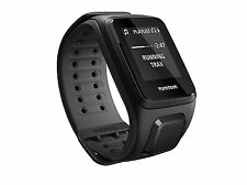 TomTom Runner 2 GPS Watch with Music Large Strap Black