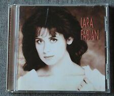 Lara Fabian, 1ere album - qui pense à l'amour - croire, CD