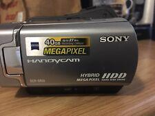 Sony DCR-SR55 40 Go Caméscope
