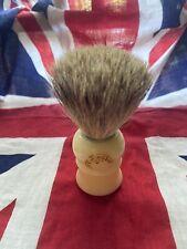 Crabtree & Evelyn London shaving brush Ivory Colour Badger Hair ?