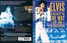 ELVIS - THAT'S THE WAY IT IS --- Special Edition --- Musik- und Dokumentation --