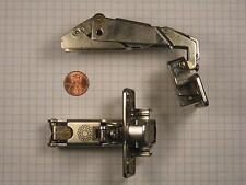 FERRARI 35mm 'KEYHOLE' HINGE #C280ZB, OVERLAY, SELF-CLOSING, WIDE ANGLE