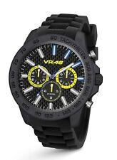 NEW TW Steel VR46 Yamaha Men's Chronograph Quartz Watch - VR114