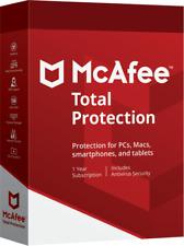 McAfee Antivirus für 1 Gerät