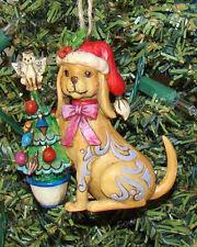 Christmas Dog Ornament (Jim Shore by Enesco, 4027757) Heartwood Creek