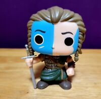 Funko Pop! Movies: Braveheart  William Wallace #368 Vaulted, Loose.