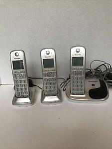 Panasonic KX-TGD210 Expandable Digital Cordless Phone
