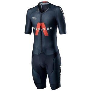 2021 Men's Cycling Triathlon Bikes Team Riding Speedsuit - Cycling jersey ineos