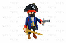 YRTS Playmobil Serie 6 Capitan Pirata PataPalo ¡New! Pirate