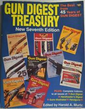 GUN DIGEST TREASURY 1944-1990 Rifles Pistols Shotguns Hunting Military Firearms