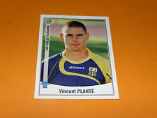 7 VINCENT PLANTE ACA ARLES AVIGNON PANINI FOOT 2011 FOOTBALL 2010-2011