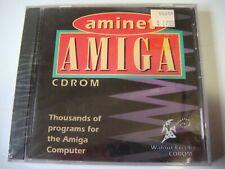 Vintage Software- Aminet AMIGA  CDROM by Walnut Creek -Circa 1994  B3033