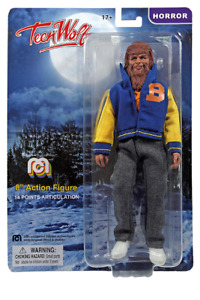 "Mego Horror Wave 11 - Teen Wolf 8"" Action Figure"