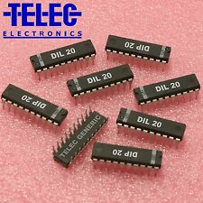 1 PC. ADC0803LCN A/D Converter Circuit CS = DIL20