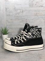 Converse Gore-Tex X Chuck 70 HI 164912C Womens Sz 8 / Mens sz 6 Black Sneakers