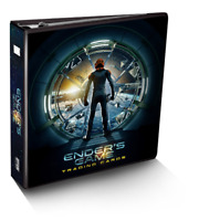 2014 ENDER'S GAME Official Collector's Trading Card Factory Sealed Binder