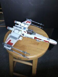 LEGO Star Wars X-Wing Starfighter (9493) Complete Set