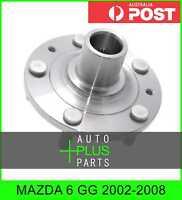 Fits MAZDA 6 GG 2002-2008 - Front Wheel Bearing Hub