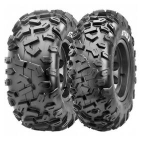 1 Satz CST Stag CU58 Reifen für Can Am 650, 850, 1000 XXC 25x8x12 & 25x10x12 NEU