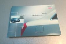 Manuale Uso Manutenzione Audi A4 NUOVO in italiano originale