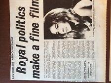 g1n ephemera 1970 article film the lion in winter jane merrow