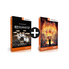 ToonTrack EZ Drummer 2 & Metal! Bundle (Serial Download)