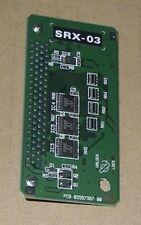 Gebraucht SRX-3 Sound Expansion Platine Roland Studio SRX Hergestellt in Japan