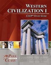 Western Civilization I CLEP Test Study Guide - PassYourClass by Book DANTES DSST