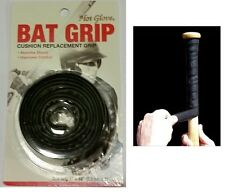 Hot Glove Replacement Bat Grip Shock Absorbing Black