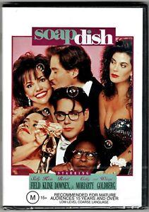 Soapdish 1991 Soap Dish DVD Movie Brand New Sealed - Sally Field, Kevin Kline