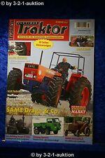 Oldtimer Traktor 3/13 SAME-Sechszylinder MWM Motorpferd Trenkle A 52 Lanz D 1561