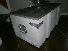 %Couchtisch Truhe Tisch Kiste Frachtkiste Holz  Kuba Cuba Havanna Habana%