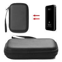 Carrying Case Storage Bag Cover Box for FiiO M3K M6 M9 M11 MK2 MP3 Player Black