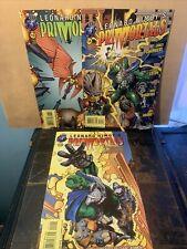 Leonard Nimoy's Primortals 1996 Comic Books #13,14 & 15