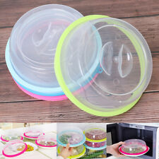 Stacking Refrigerator Food Dish Fresh-keeping Lid Dustproof Clear Splatter Cover