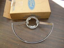 NOS OEM Ford 1967 Galaxie LTD Steering Wheel Horn Ring