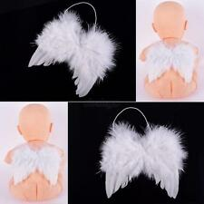 Lovley Baby Kids Fairy Angel Wings Feather for Party Decor & Photography Prop