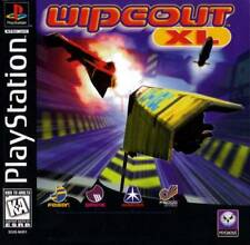 Wipeout XL PS1 Great Condition Fast Shipping