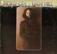 DAN HILL hold on T-526 usa 20th century records 1976 LP PS EX/EX with inner