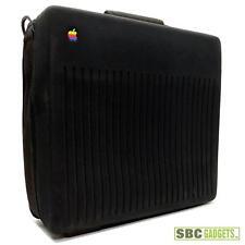 Vintage Apple Macintosh Portable Computer Case Bag Black